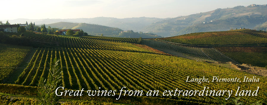 Langhe, Piemonte, Italia | Great wines from an extraordinary land